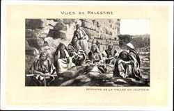 Bedouins de la Vallee du Jourdain