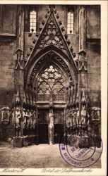 Portal der Liebfrauenkirche