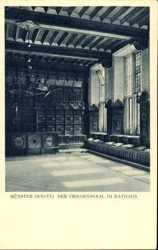 Friedenssaal im Rathaus