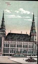 Rathaus, Brunnen