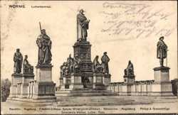 Denkmal Luther