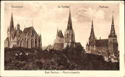 Kaiserdom, Rathaus, St. Foillan