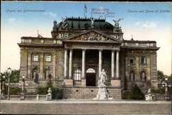 Theater, Schillerdenkmal