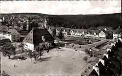 Blick vom Rathausturm