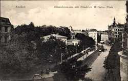 Elisenbrunnen, Friedrich Wilhelm Platz