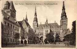 Katschhof, Rathaus