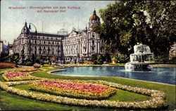Blumengarten, Kurhaus, Nassauer Hof
