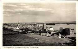 Brömserburg, Rheinpartie