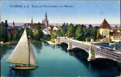 Rheinbrücke, Münster