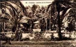 Jardines de la Victoria