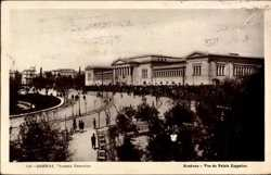 Vue du Palais Zappeion