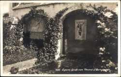 Grab von Thoma und Ganghofen