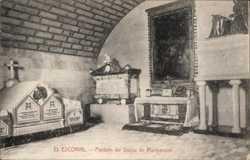 Panteon del Ducque de Montpensier