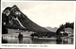 Königssee, Hochgebirge