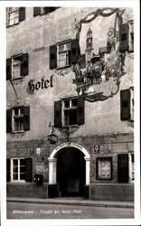 Fresko am Hotel Post