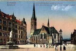 Johanniskirche, Brunnen