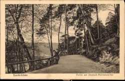 Partie am Deutsch Mühlenweiher