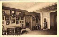 Gemäldekabinett, zweite Etage