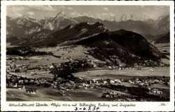 Falkenstein, Zugspitze