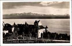 Altes Schloss mit Säntis
