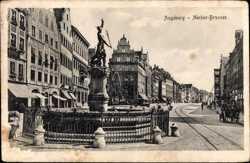 Stengel Verlag, Merkur Brunnen