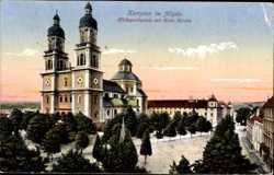 Hildegardsplatz, Kath. Kirche
