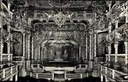 Marktgräfl. Opernhaus, Bühne