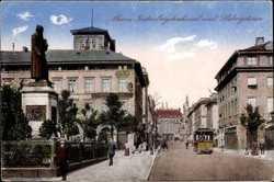Gutenbergdenkmal, Ludwigstraße