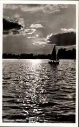 Stillt ruht der See