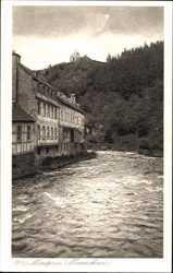Flusspartie