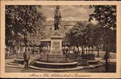 Schillerdenkmal, Gouvernement