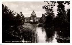 Maschpark, Landesmuseum