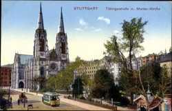 Tübingerstraße, Marienkirche