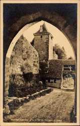 Cobolzeller Tor, Innen