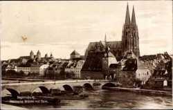 Steinerne Brücke, Dom