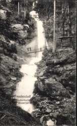 Saukenbacher Wasserfälle