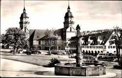 ev. Stadtkirche, Markt