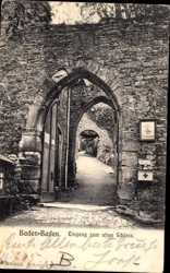 Eingang altes Schloss