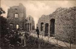 Blick in Rittersaal