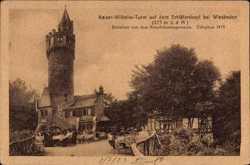 Kaiser Wilhelm Turm, Schläferskopf