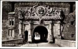 Äußeres Schlossportal