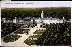 Schlossplatz, Landesmuseum