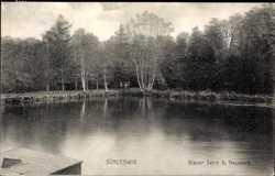 Blauer Teich bei Neuwerk