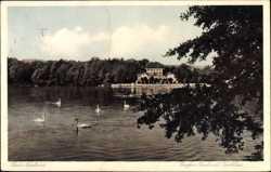 Großer Teich, Teichhaus