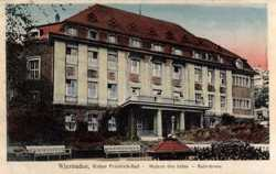 Kaiser Friedrich Bad, Badehaus