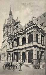 Rathaus, Spanischer Bau