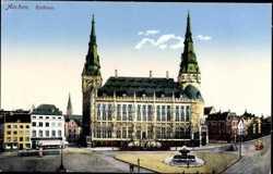 Rathaus, Gesamtansicht