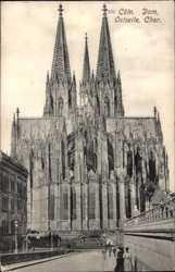 Dom, Ostseite, Chor