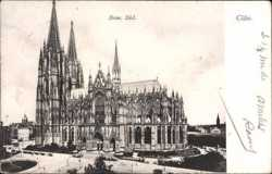 Kölner Dom, Südseite