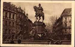 Denkmal, Wilhelm I., Reiterdenkmal